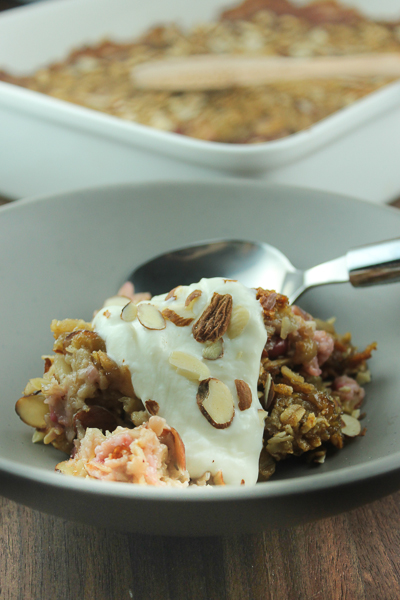 Cherry Almond Oatmeal-3