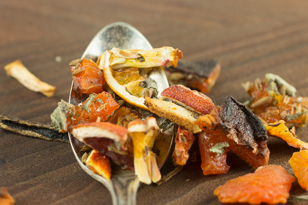Blood Orange Lavender Herbal Tea Blend-5